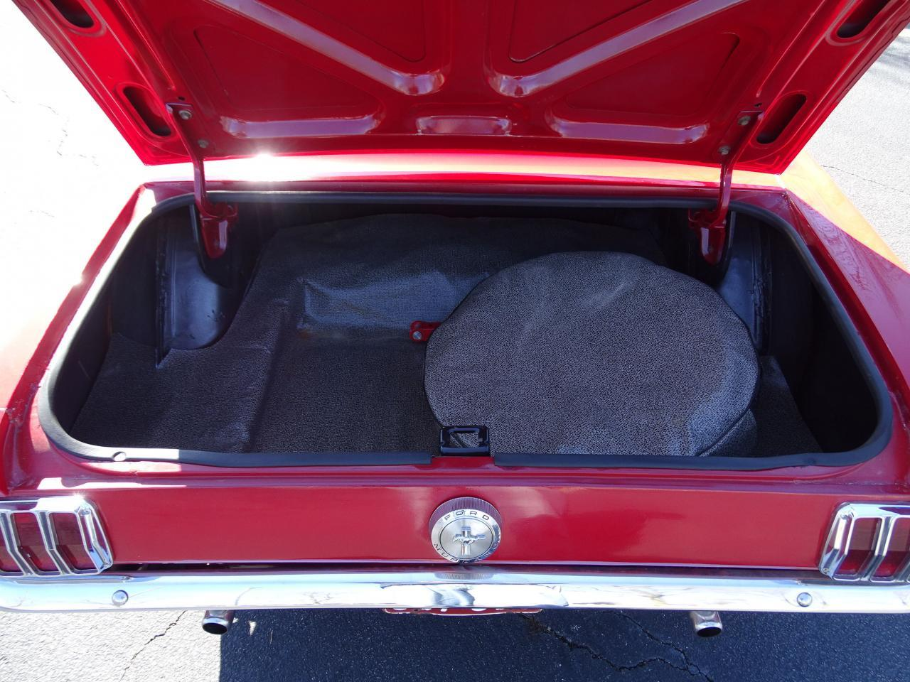 Large Picture of '66 Ford Mustang Offered by Gateway Classic Cars - St. Louis - MZEK