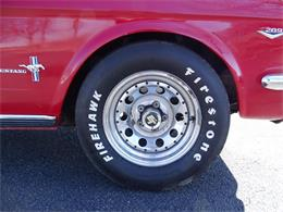 Picture of Classic 1966 Ford Mustang located in O'Fallon Illinois Offered by Gateway Classic Cars - St. Louis - MZEK