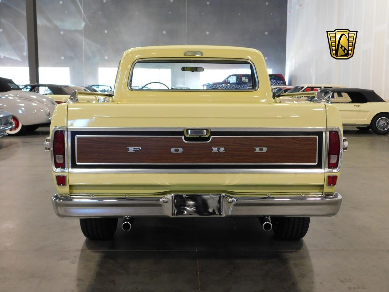 Large Picture of '71 F100 - MZEL