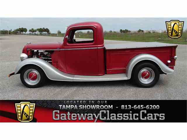 Picture of '37 Pickup - MZEM