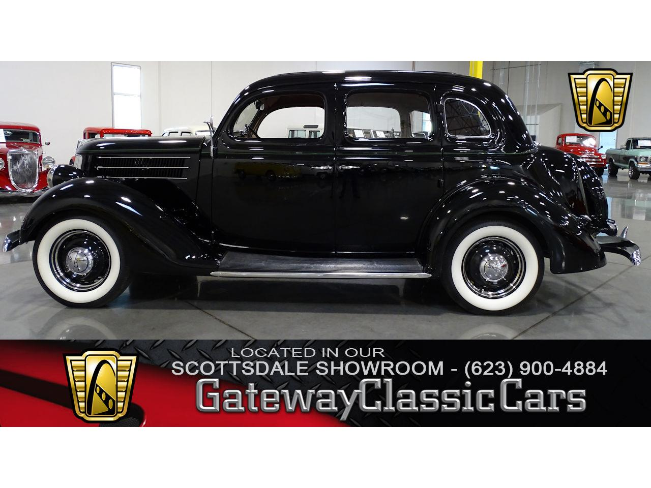 Large Picture of Classic '36 Deluxe located in Deer Valley Arizona Offered by Gateway Classic Cars - Scottsdale - MZEN