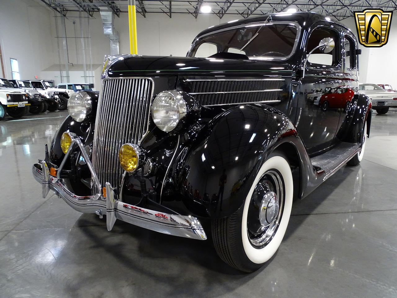 Large Picture of 1936 Ford Deluxe - $31,995.00 - MZEN