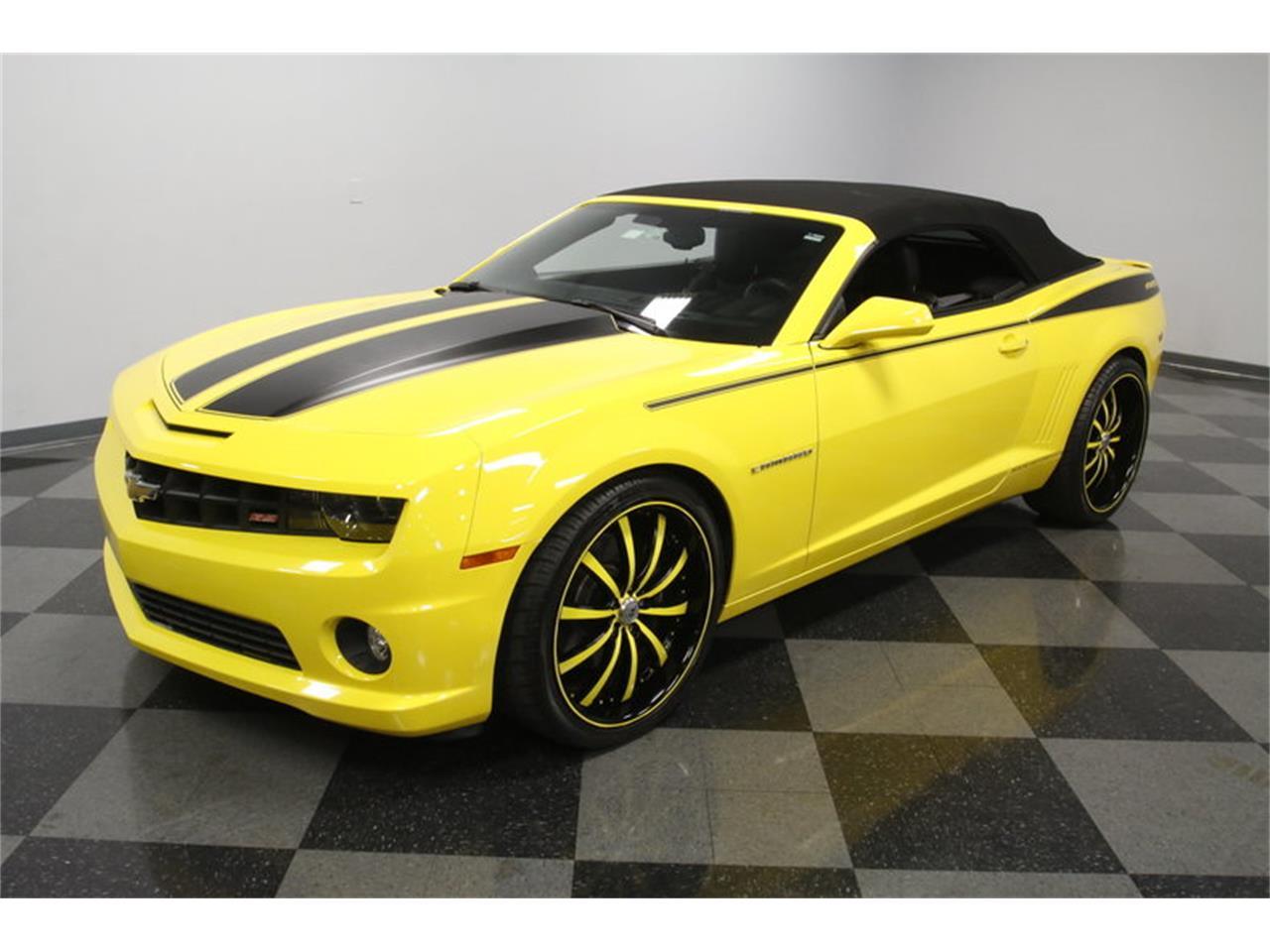 Large Picture of 2011 Camaro located in North Carolina - $34,995.00 - MZEP