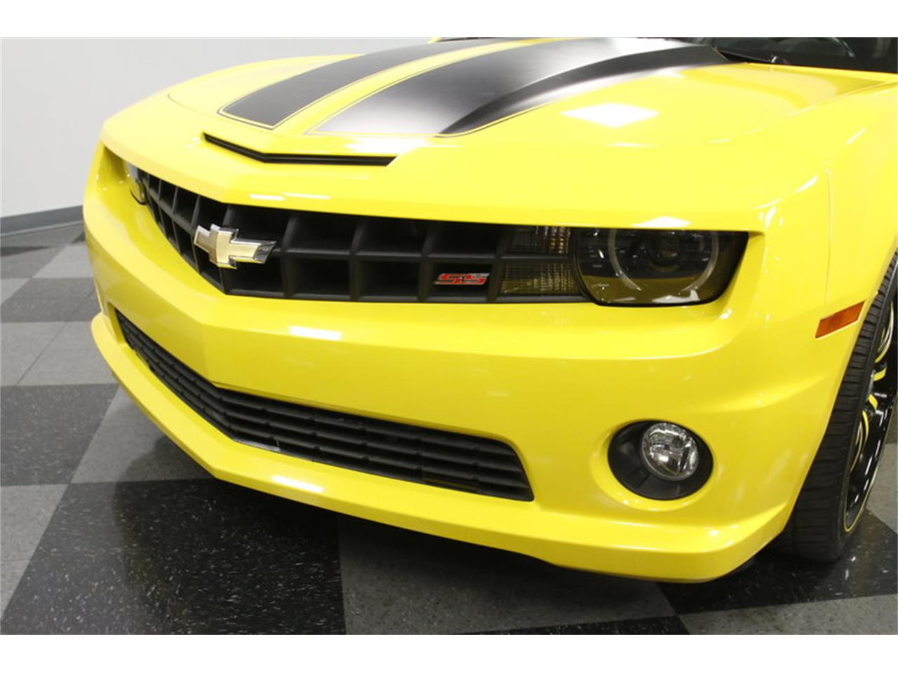 Large Picture of '11 Camaro - MZEP