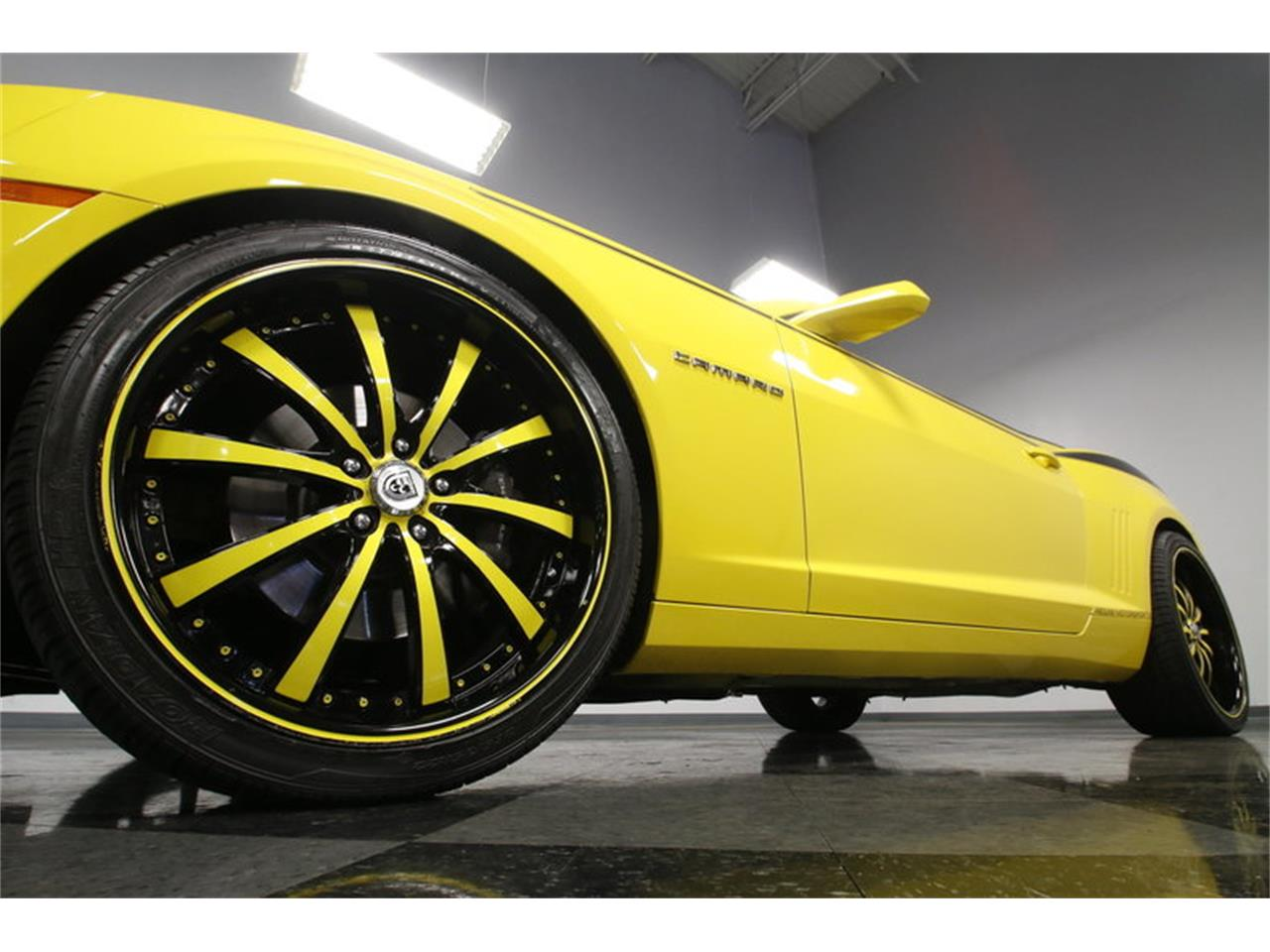 Large Picture of 2011 Camaro located in North Carolina Offered by Streetside Classics - Charlotte - MZEP