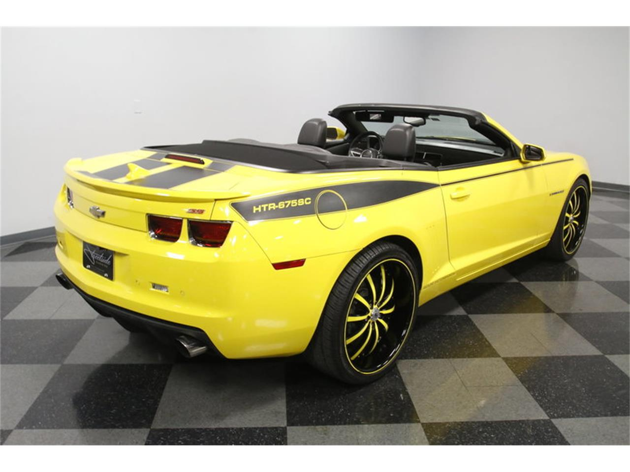 Large Picture of '11 Camaro located in Concord North Carolina - $34,995.00 Offered by Streetside Classics - Charlotte - MZEP