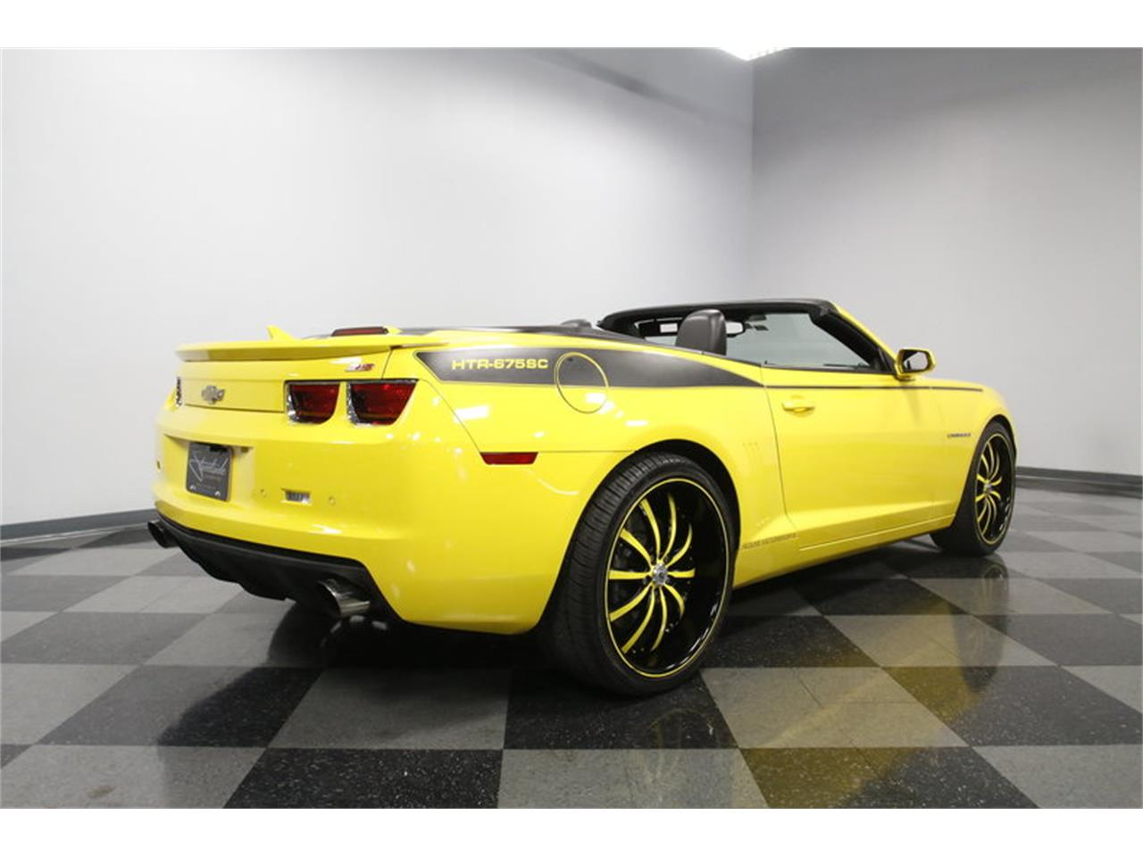 Large Picture of 2011 Camaro located in North Carolina - $34,995.00 Offered by Streetside Classics - Charlotte - MZEP