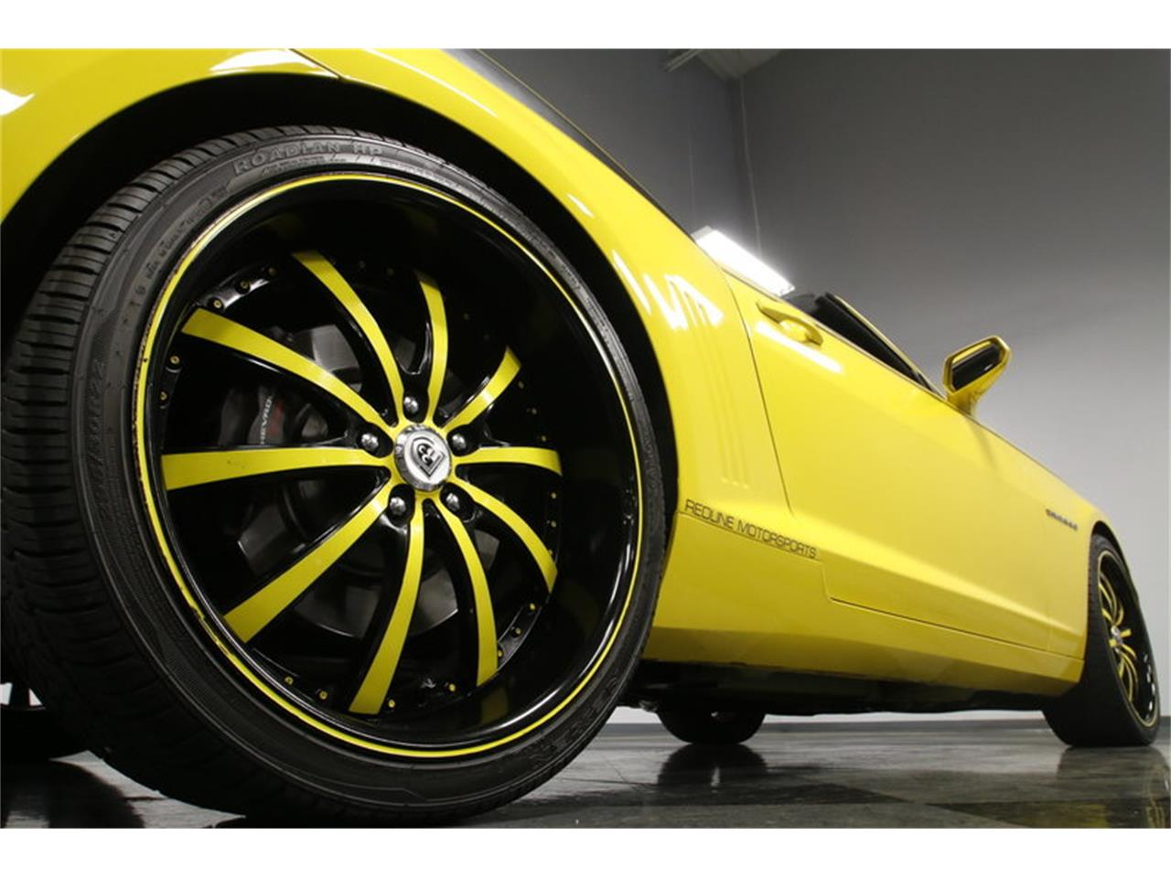 Large Picture of 2011 Chevrolet Camaro located in North Carolina Offered by Streetside Classics - Charlotte - MZEP