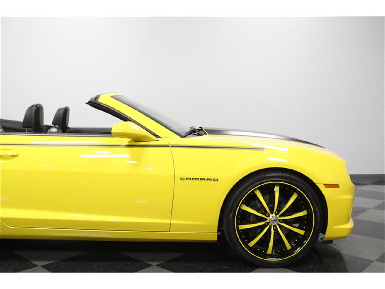 Large Picture of '11 Chevrolet Camaro located in Concord North Carolina Offered by Streetside Classics - Charlotte - MZEP