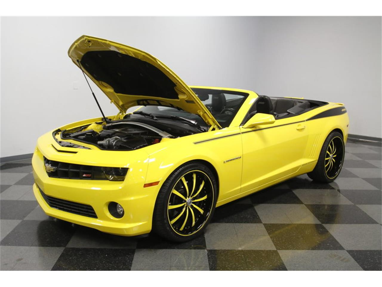 Large Picture of 2011 Camaro located in Concord North Carolina Offered by Streetside Classics - Charlotte - MZEP