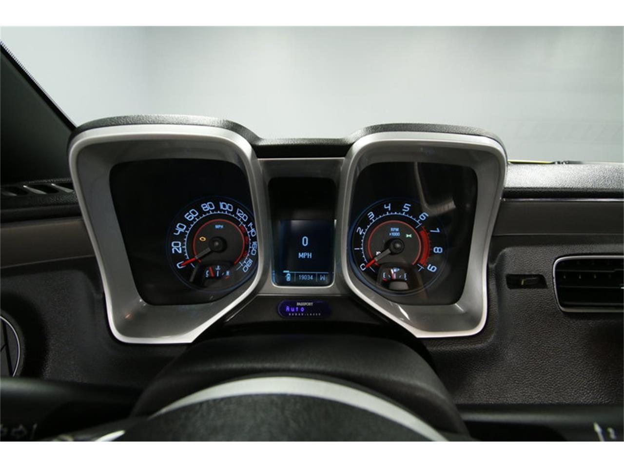 Large Picture of '11 Camaro - $34,995.00 Offered by Streetside Classics - Charlotte - MZEP