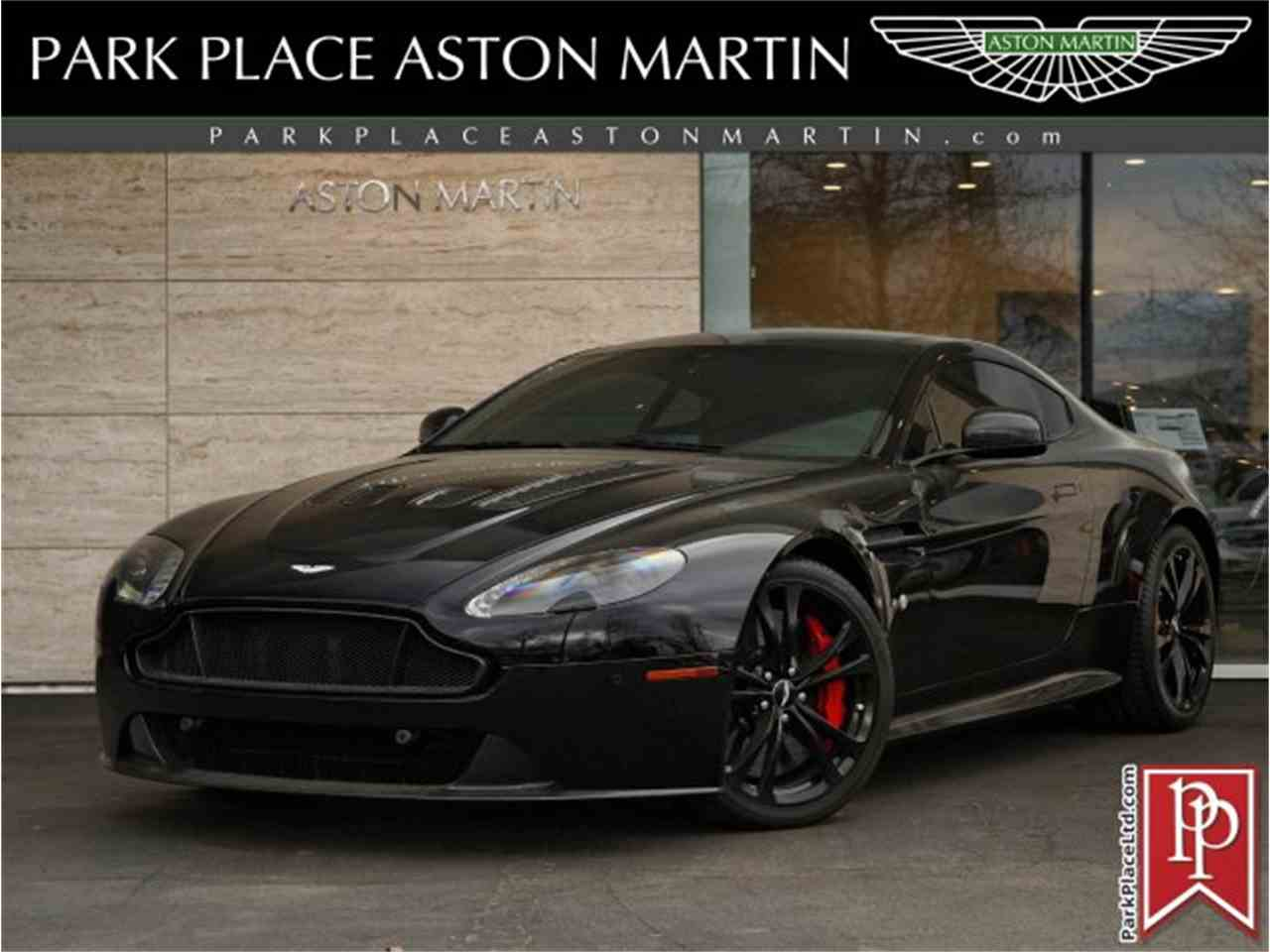 Large Picture of 2015 Aston Martin Vantage - $119,950.00 - MZEU