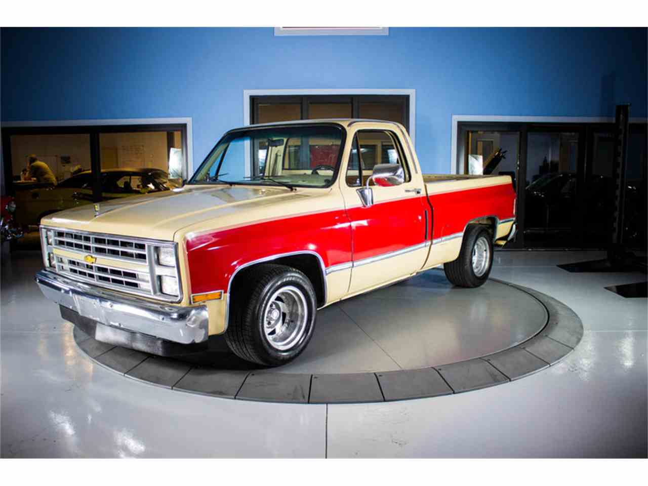Large Picture of 1986 C10 Offered by Skyway Classics - MZEX