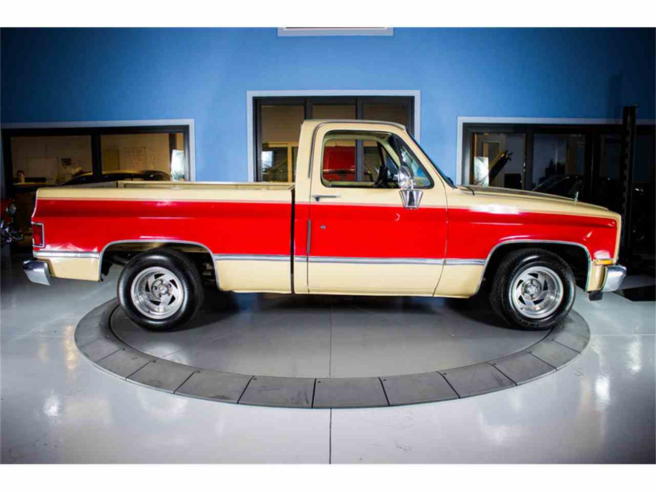 Large Picture of '86 C10 Offered by Skyway Classics - MZEX