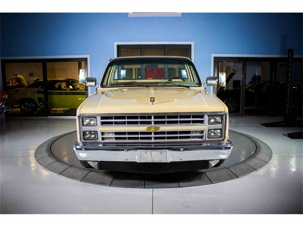 Large Picture of 1986 C10 located in Florida - $10,997.00 Offered by Skyway Classics - MZEX