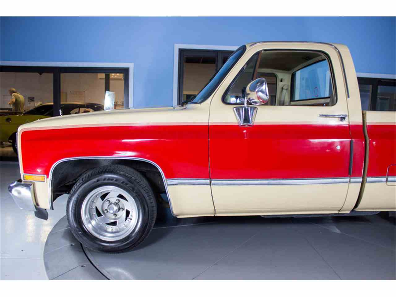 Large Picture of 1986 Chevrolet C10 located in Palmetto Florida - $10,997.00 - MZEX