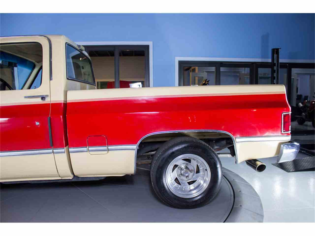 Large Picture of 1986 C10 located in Palmetto Florida - $10,997.00 Offered by Skyway Classics - MZEX