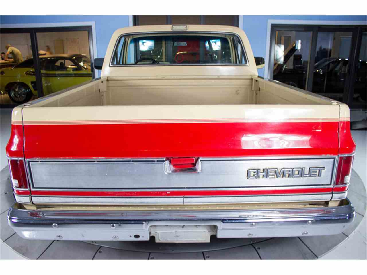 Large Picture of '86 Chevrolet C10 Offered by Skyway Classics - MZEX
