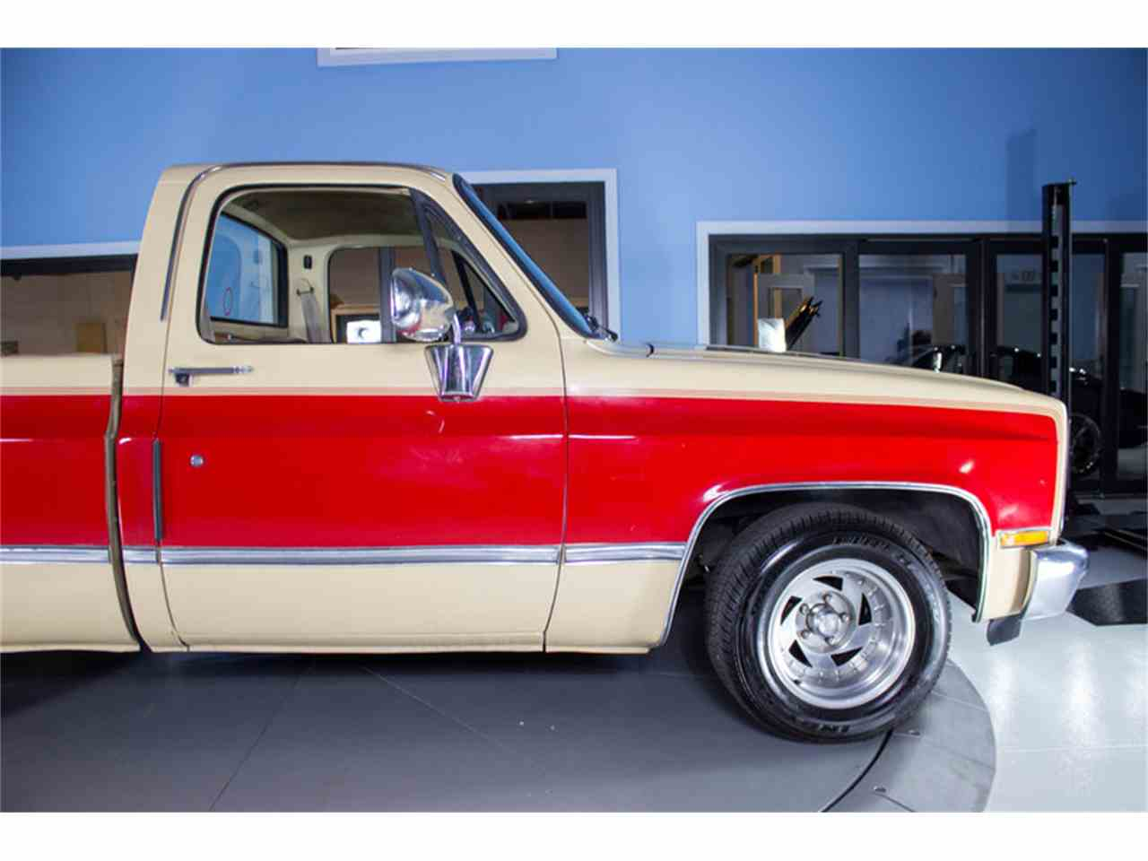 Large Picture of 1986 Chevrolet C10 located in Florida - $10,997.00 - MZEX