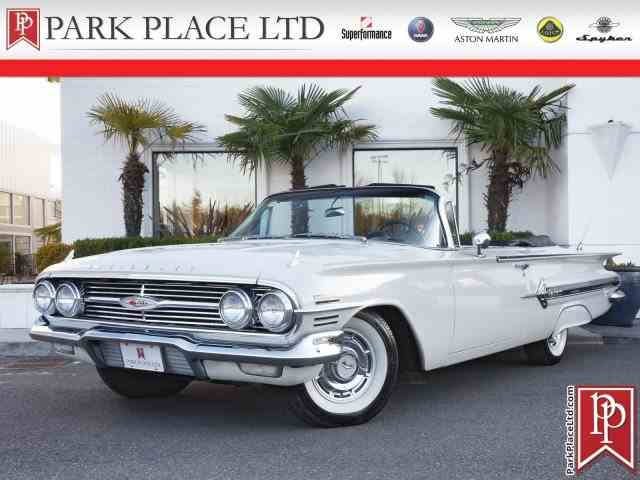Picture of 1960 Impala Offered by Park Place Ltd - MZEZ