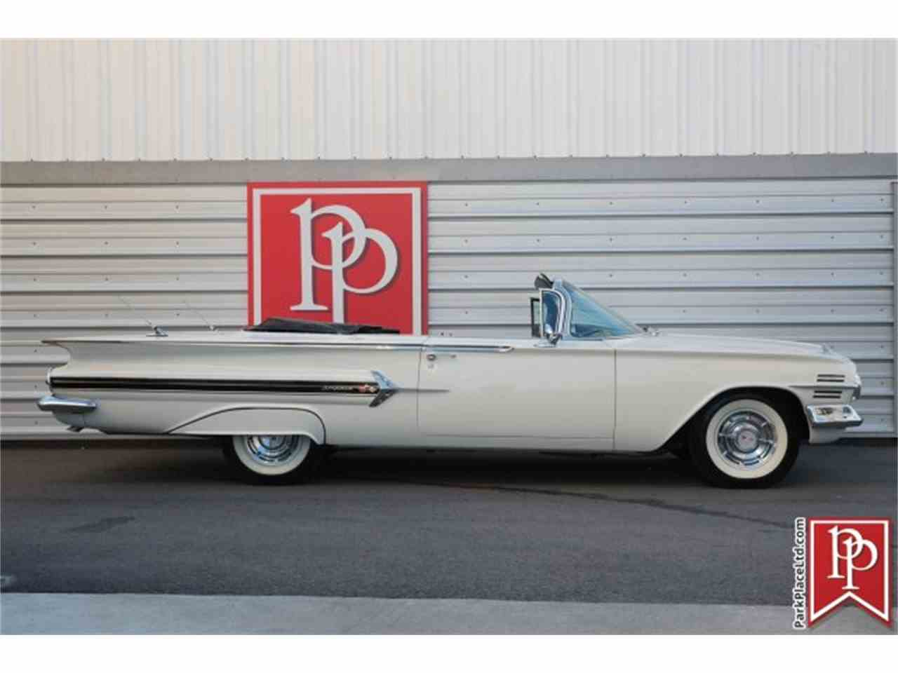 Large Picture of '60 Impala - MZEZ