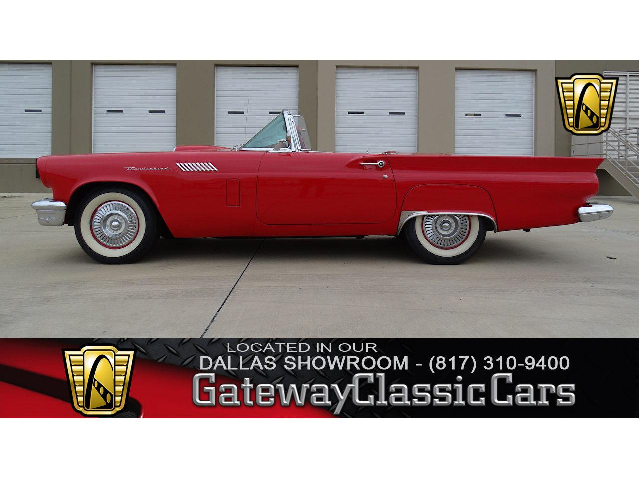 Large Picture of '57 Ford Thunderbird Offered by Gateway Classic Cars - Dallas - MZF2