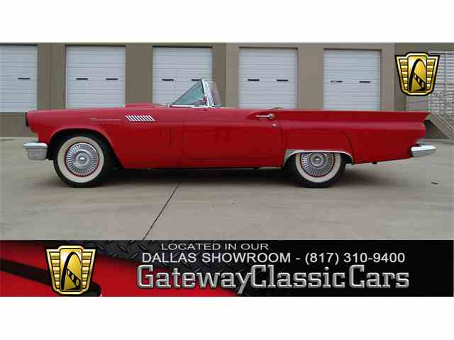 Picture of '57 Thunderbird - MZF2