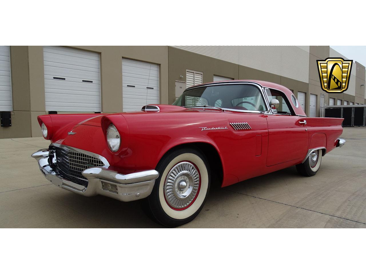 Large Picture of '57 Thunderbird - $35,995.00 Offered by Gateway Classic Cars - Dallas - MZF2