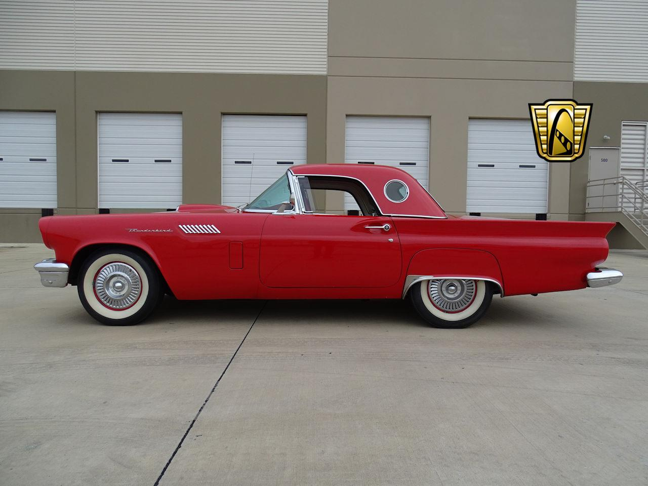 Large Picture of '57 Thunderbird located in DFW Airport Texas Offered by Gateway Classic Cars - Dallas - MZF2