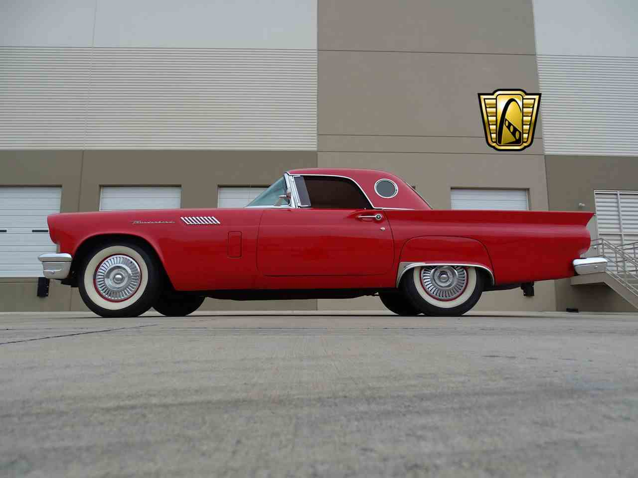 Large Picture of '57 Thunderbird - MZF2