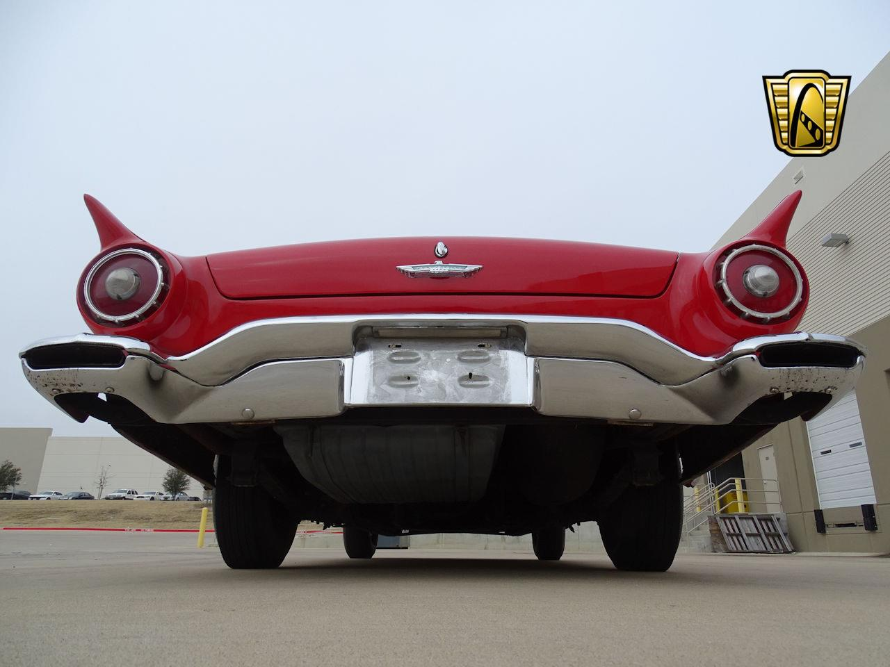 Large Picture of 1957 Ford Thunderbird located in Texas - MZF2
