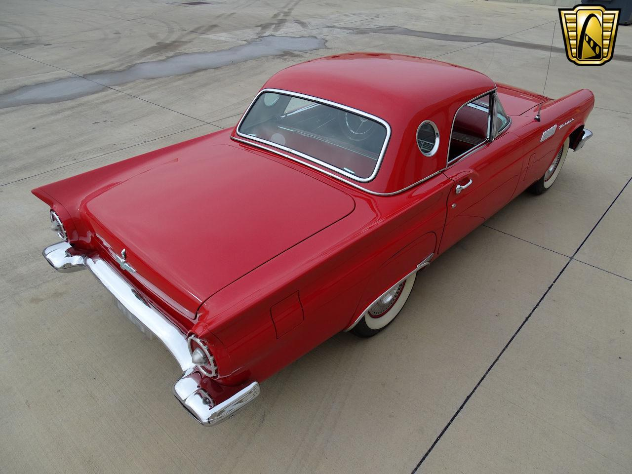 Large Picture of 1957 Ford Thunderbird located in DFW Airport Texas - MZF2
