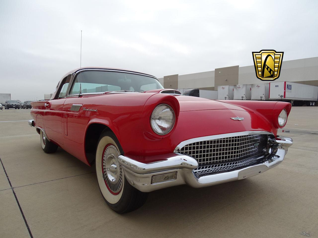 Large Picture of 1957 Thunderbird located in Texas Offered by Gateway Classic Cars - Dallas - MZF2