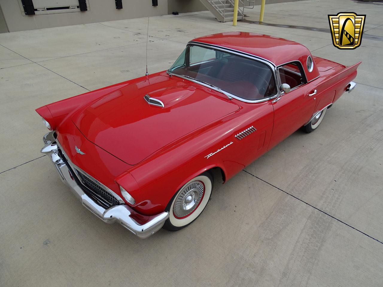 Large Picture of Classic 1957 Thunderbird Offered by Gateway Classic Cars - Dallas - MZF2
