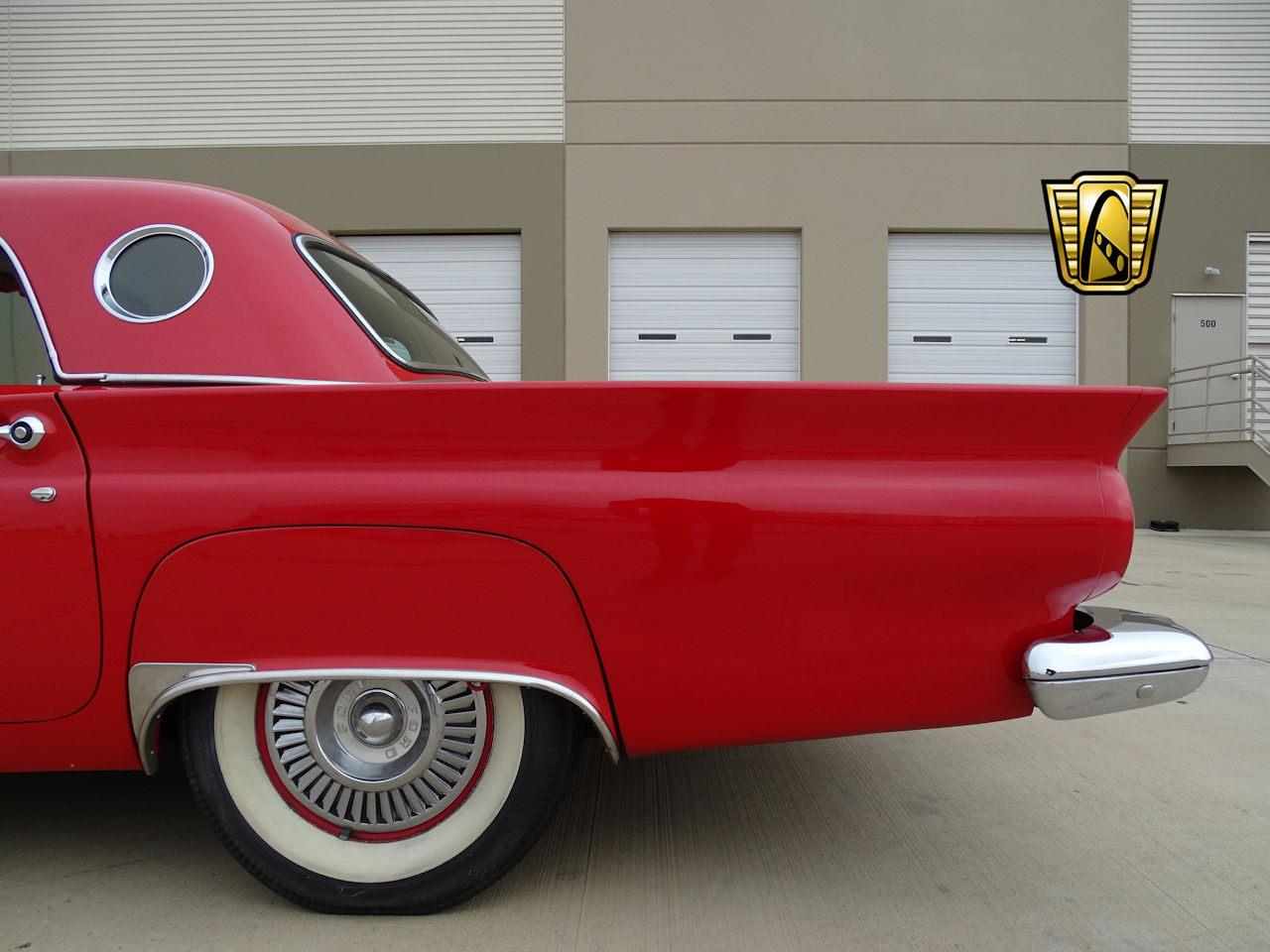 Large Picture of '57 Thunderbird located in DFW Airport Texas - $35,995.00 Offered by Gateway Classic Cars - Dallas - MZF2