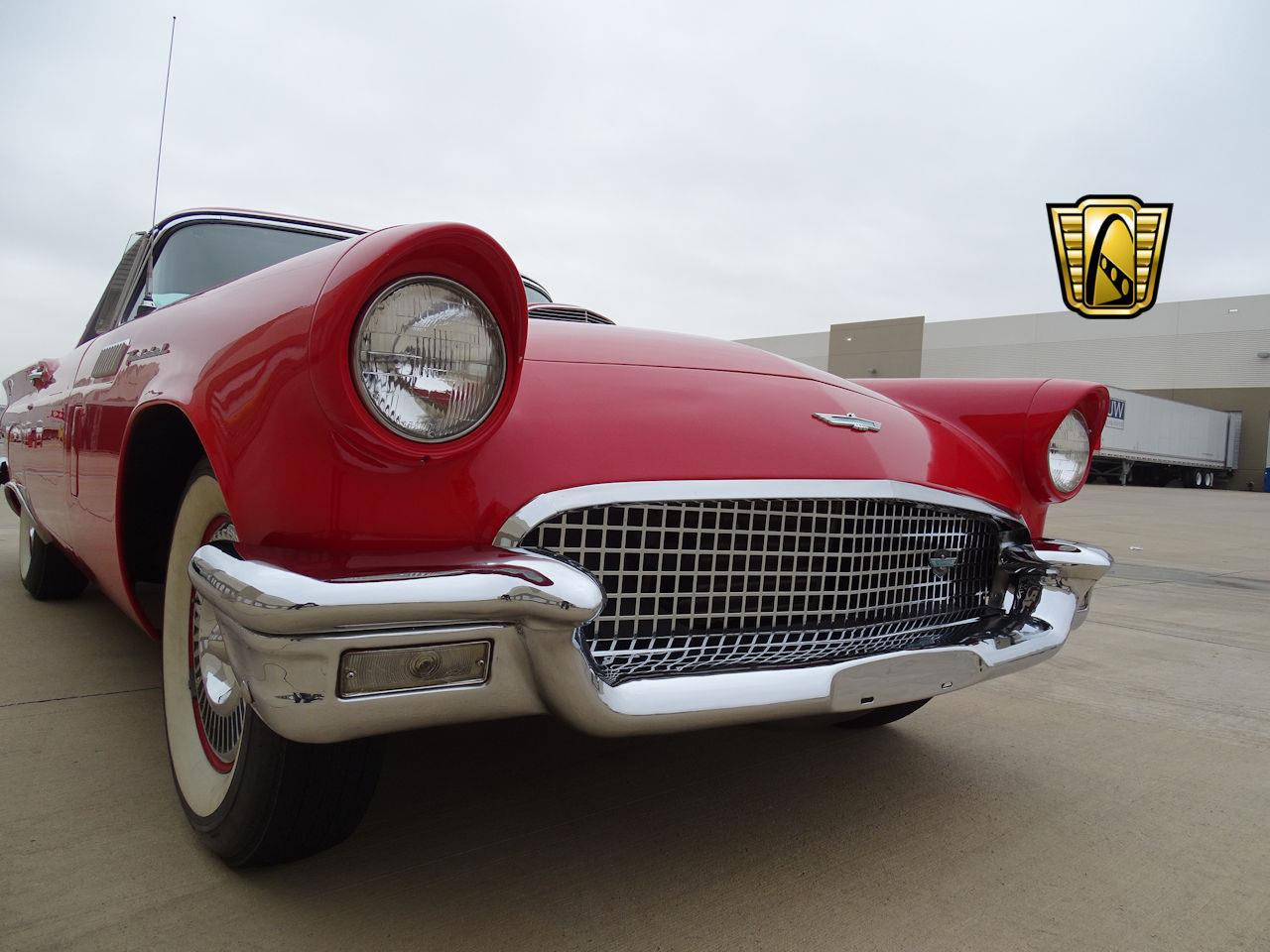 Large Picture of Classic 1957 Ford Thunderbird - $35,995.00 Offered by Gateway Classic Cars - Dallas - MZF2