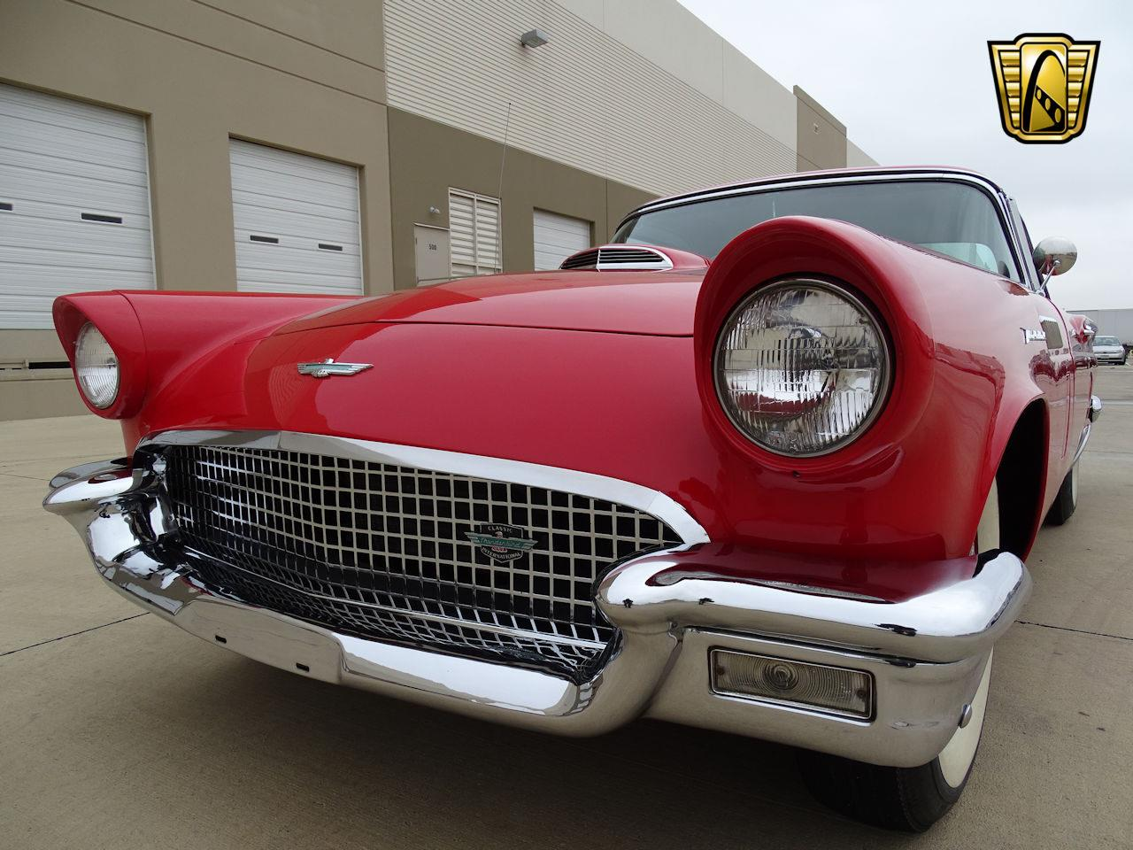 Large Picture of 1957 Thunderbird located in DFW Airport Texas Offered by Gateway Classic Cars - Dallas - MZF2
