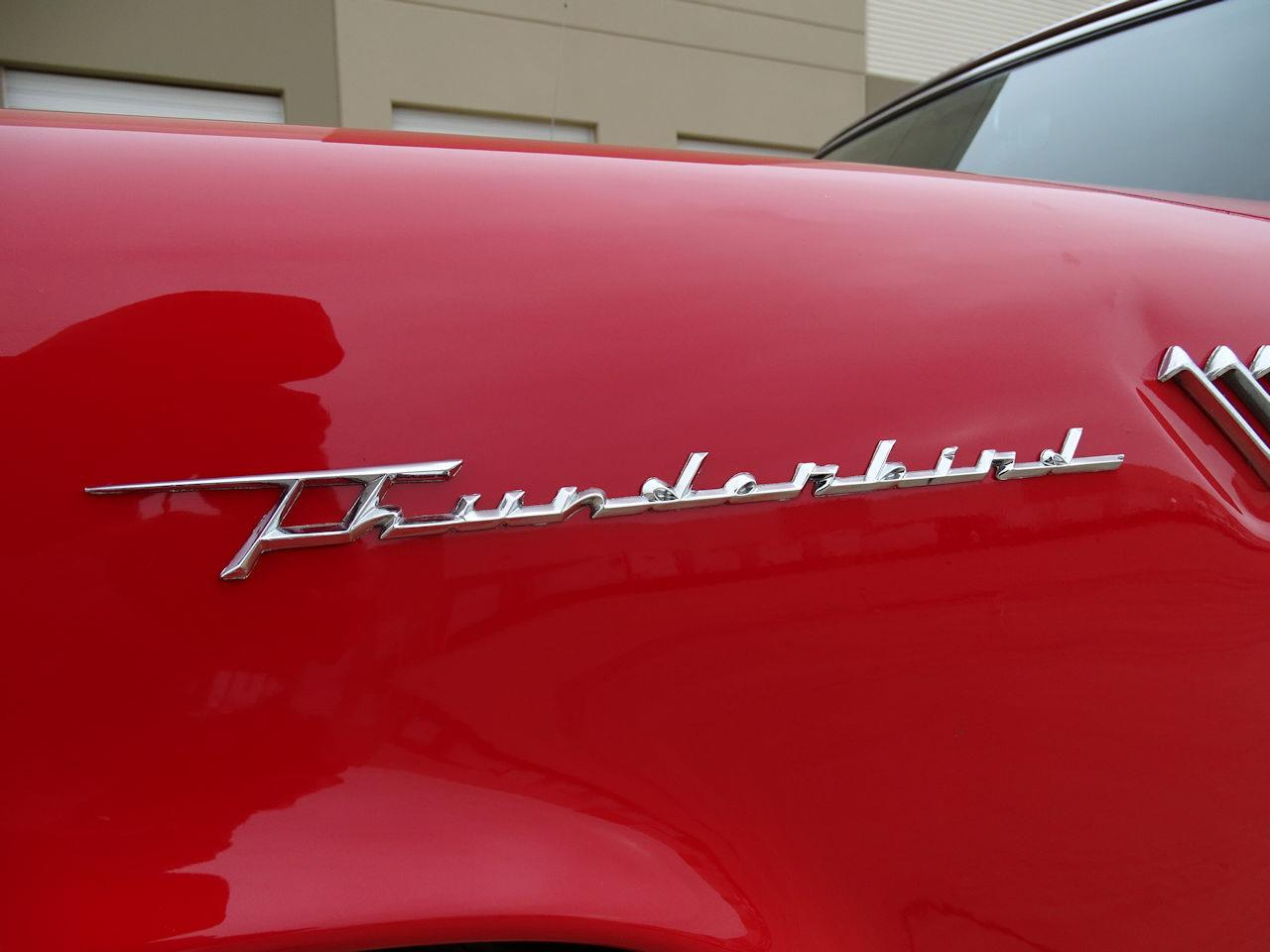 Large Picture of '57 Thunderbird Offered by Gateway Classic Cars - Dallas - MZF2
