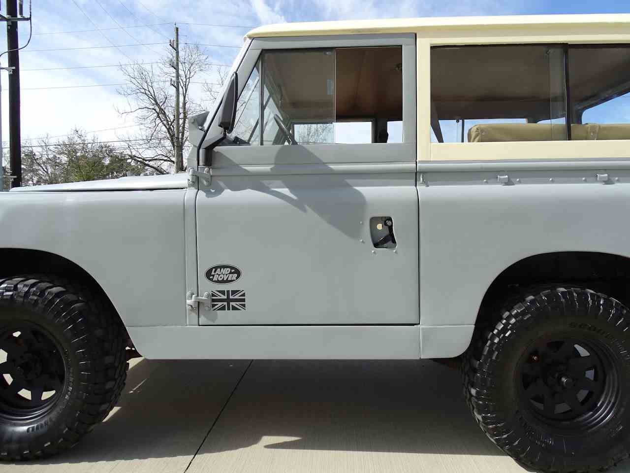 Classic Cars For Sale Houston Area: 1969 Land Rover Santana For Sale