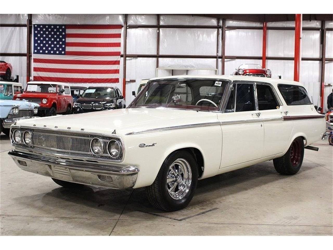 Large Picture of Classic '65 Dodge Coronet Offered by GR Auto Gallery - MZF5