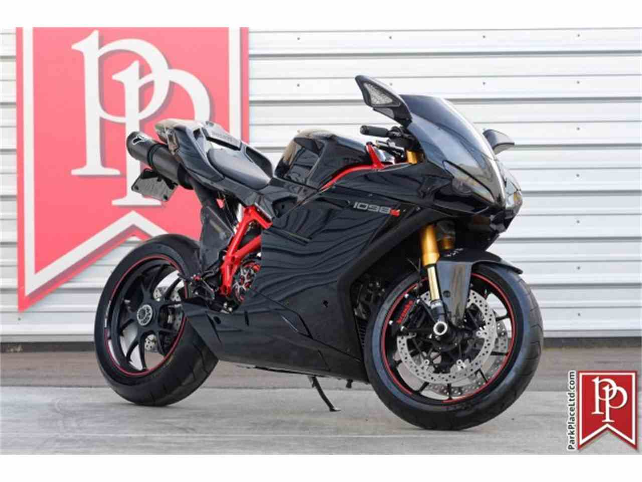 Large Picture of '08 Motorcycle located in Bellevue Washington - $16,950.00 Offered by Park Place Ltd - MZF6