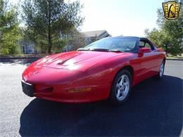 Picture of '96 Pontiac Firebird located in O'Fallon Illinois Offered by Gateway Classic Cars - St. Louis - MZF9