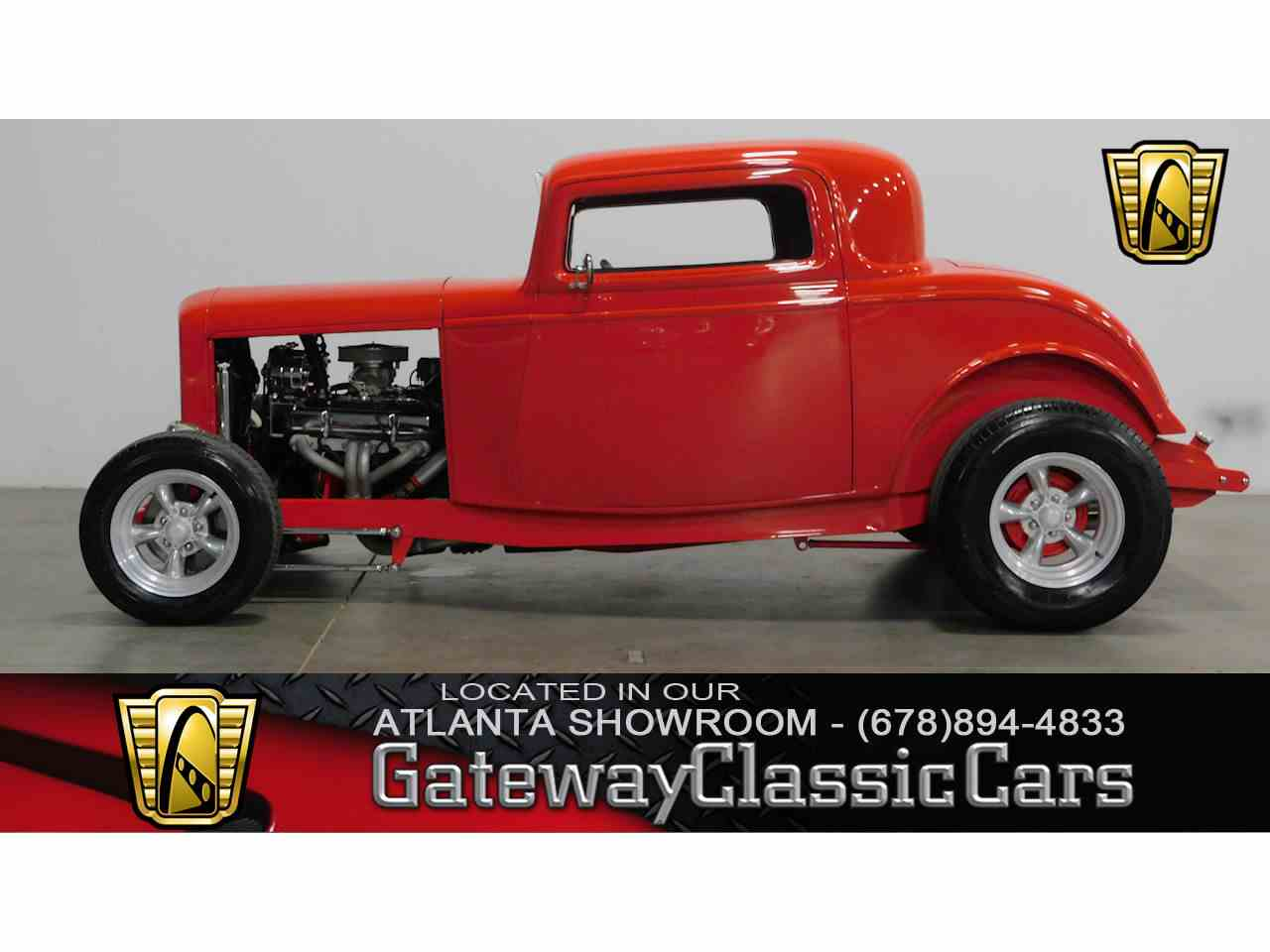 Large Picture of '32 3-Window Coupe located in Georgia - MZFA