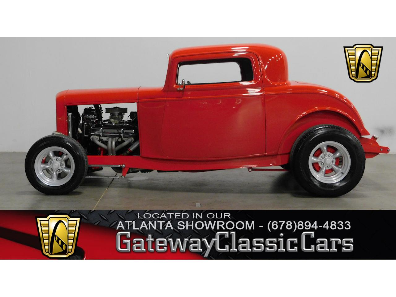 Large Picture of '32 Ford 3-Window Coupe located in Georgia - $42,995.00 - MZFA
