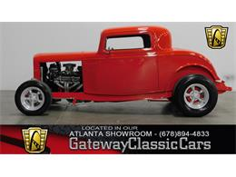 Picture of '32 Ford 3-Window Coupe located in Georgia Offered by Gateway Classic Cars - Atlanta - MZFA
