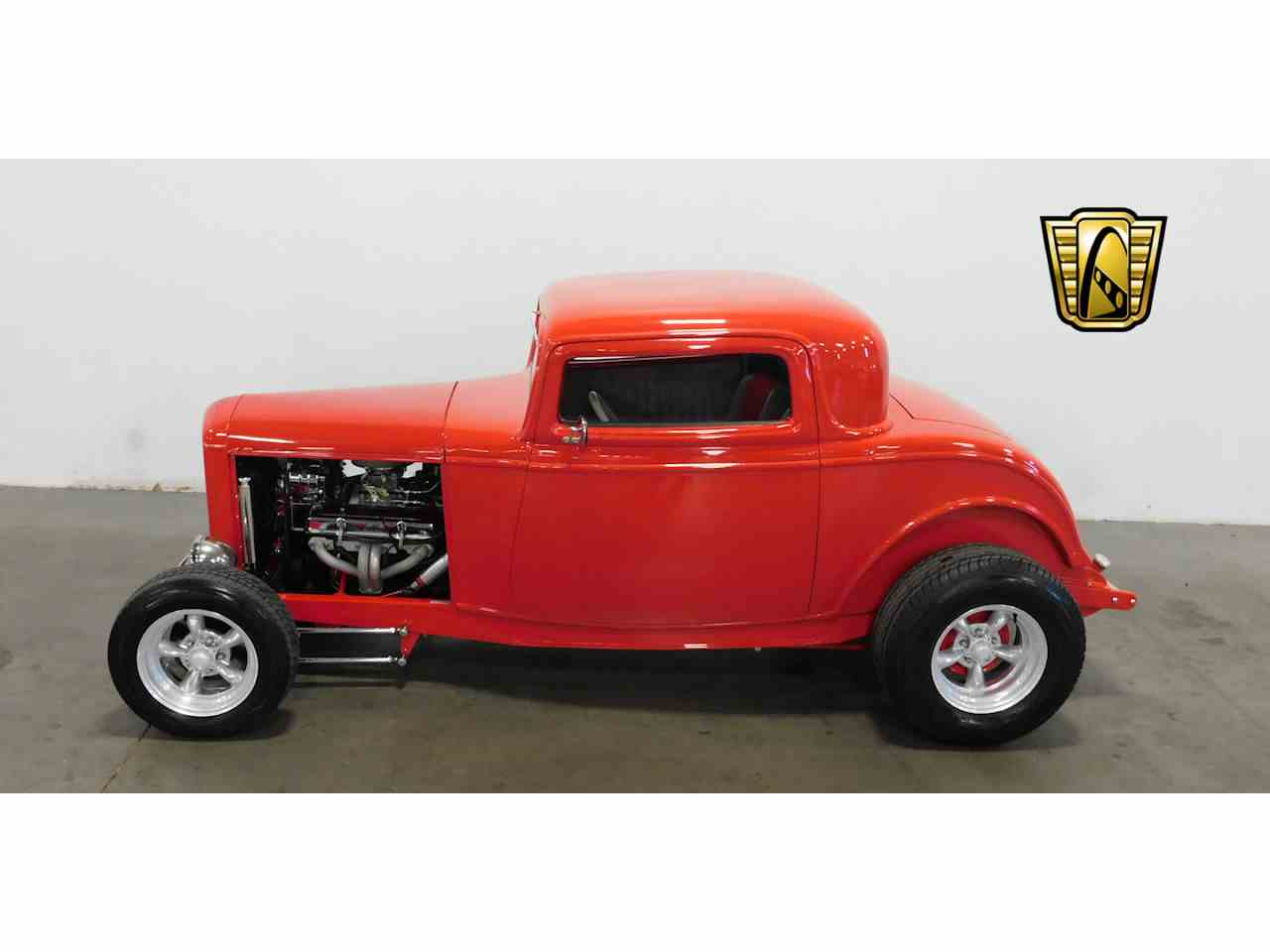 Large Picture of Classic '32 Ford 3-Window Coupe - $46,595.00 - MZFA