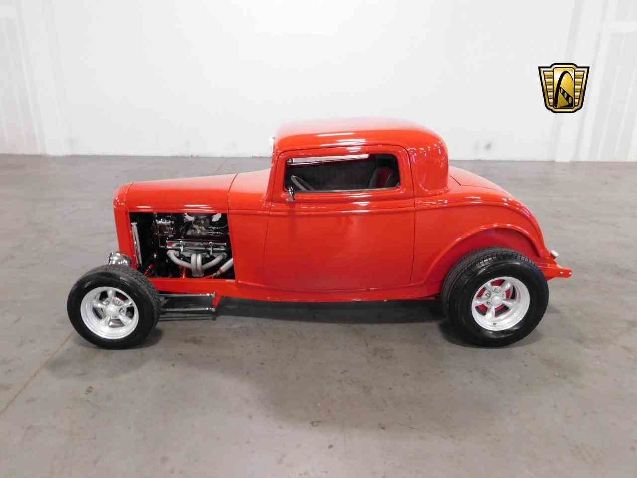 Large Picture of Classic '32 3-Window Coupe located in Alpharetta Georgia Offered by Gateway Classic Cars - Atlanta - MZFA