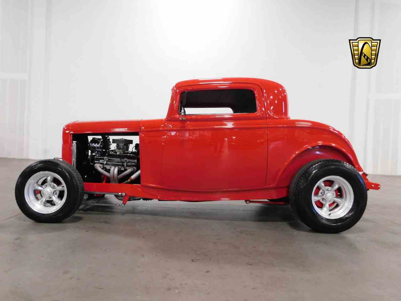 Large Picture of Classic 1932 3-Window Coupe located in Alpharetta Georgia - $46,595.00 Offered by Gateway Classic Cars - Atlanta - MZFA