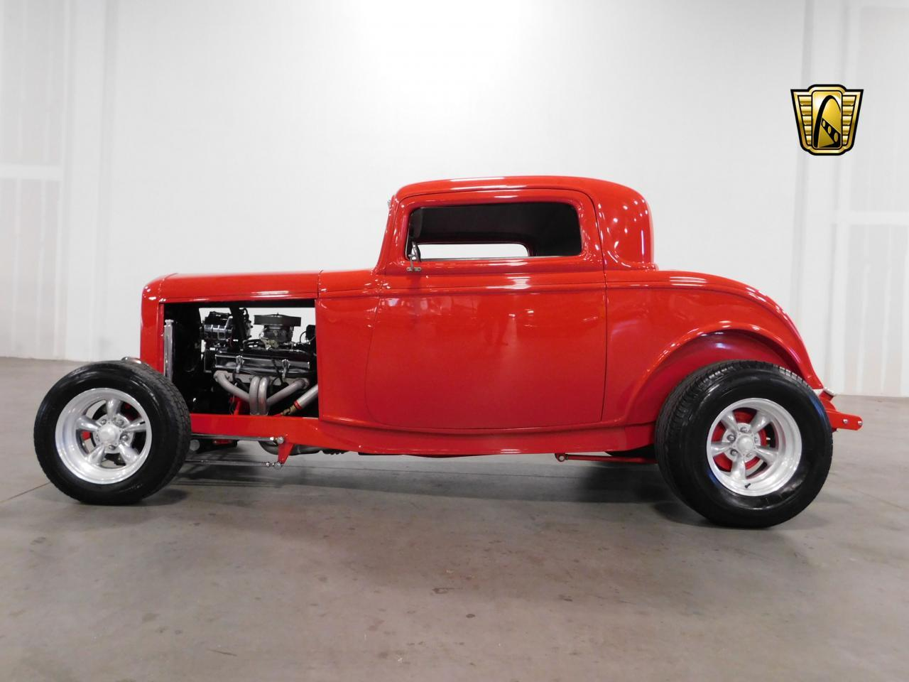 Large Picture of '32 3-Window Coupe - MZFA