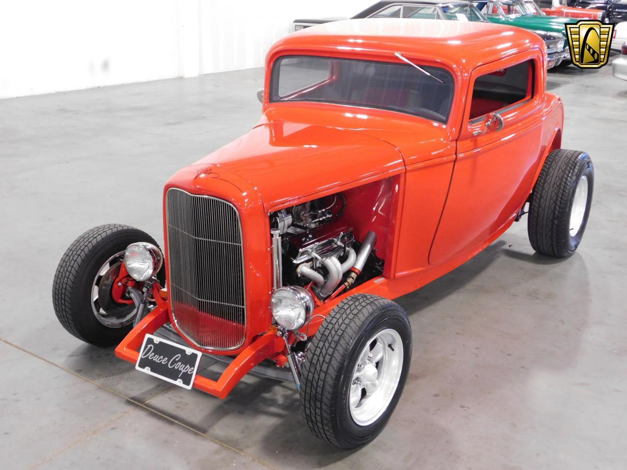 Large Picture of '32 3-Window Coupe - $42,995.00 Offered by Gateway Classic Cars - Atlanta - MZFA